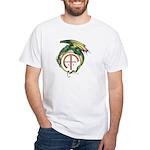 AlanesArt.com White T-Shirt
