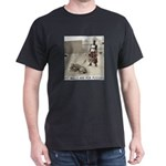 'PIT BULLS ARE FOR PUSSIES' - Dark T-Shirt