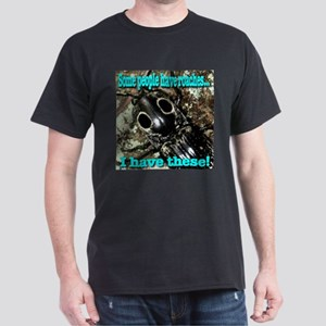 Some people have roaches ... Dark T-Shirt