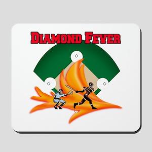 Diamond Fever Mousepad