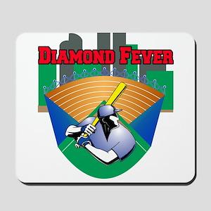 Diamond Fever City Mousepad
