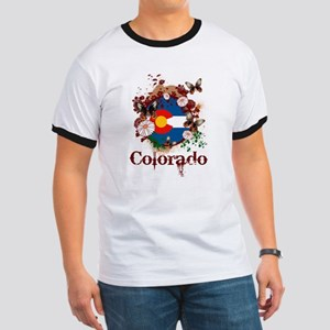Butterfly Colorado Ringer T