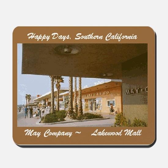 May Co Lakewood Mall Mousepad
