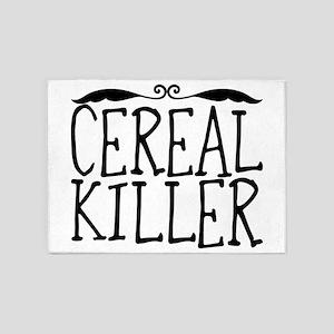 Cereal Killer 5'x7'Area Rug