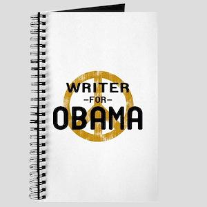 Writer for Obama Journal