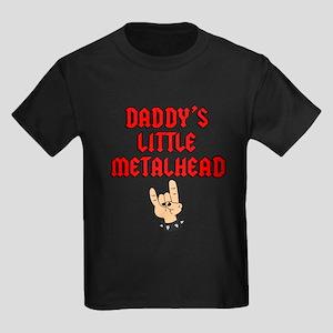 Daddy's Little Metalhead T-Shirt