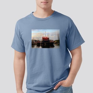 Boats in harbour, Darwin, Australia T-Shirt