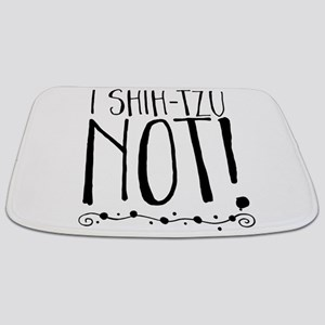 I Shih-tzu Not! Bathmat