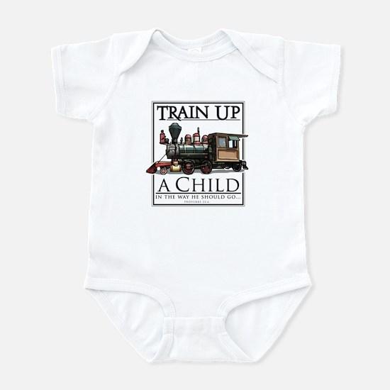 Train Up a Child Infant Bodysuit