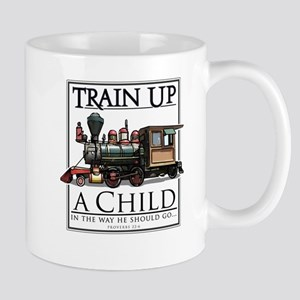 Train Up a Child Mug