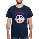 American Peace Dark T-Shirt