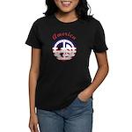 American Peace Women's Dark T-Shirt