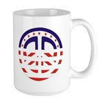 American Peace Large Mug