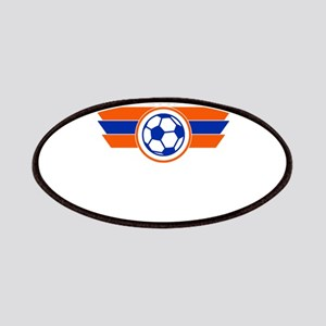 Nederland Soccer World Cup Football Holland Patch