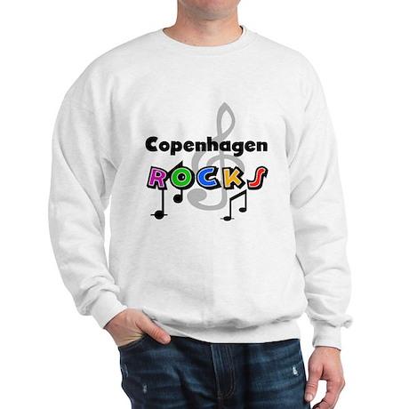 Copenhagen Rocks Sweatshirt