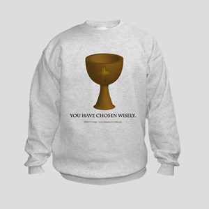 Holy Grail Kids Sweatshirt