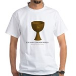 Holy Grail White T-Shirt
