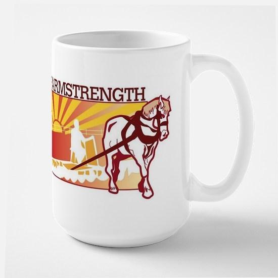 Farm Strength Large Mug