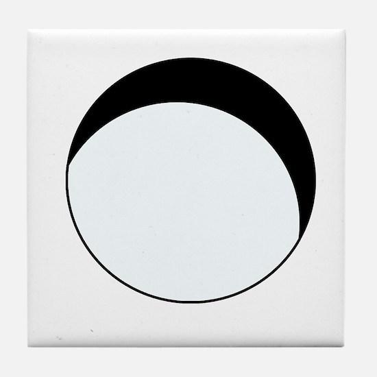 Hollow Design Tile Coaster