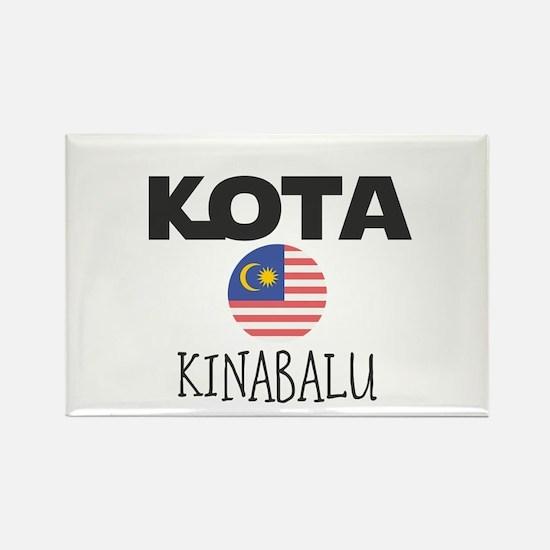 Kota Kinabalu Magnets