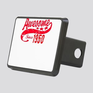 awesome since 1950 Rectangular Hitch Cover