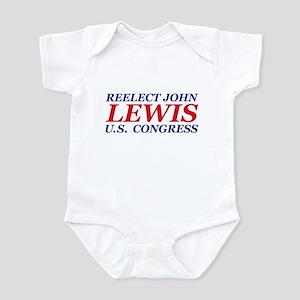 Reelect Lewis Infant Bodysuit