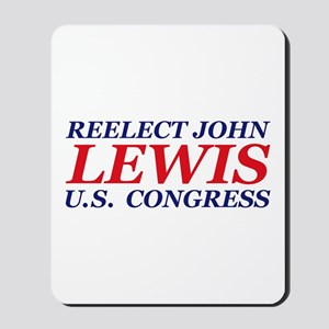 Reelect Lewis Mousepad