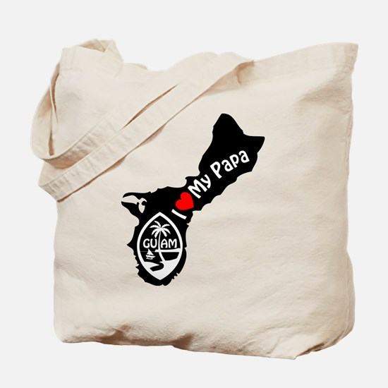Chamorro Tote Bag