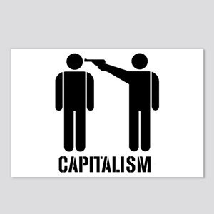Capitalism Postcards (Package of 8)