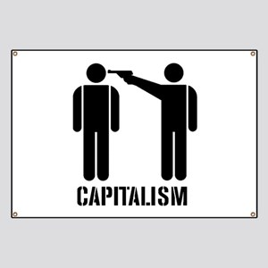 Capitalism Banner