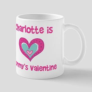 CharlotteIs Mommy's Valentine Mug