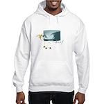 Surf Art - Hooded Sweatshirt