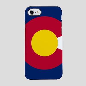 Flag of Colorado iPhone 8/7 Tough Case