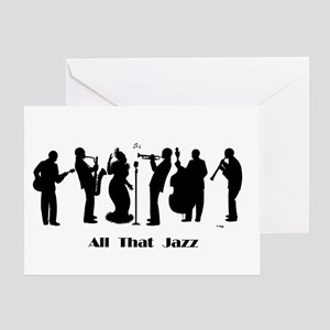 The Band - Greeting Card