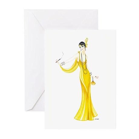 Daphne - Greeting Cards (Pk of 20)