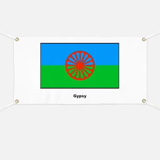Gypsy Flag Banner