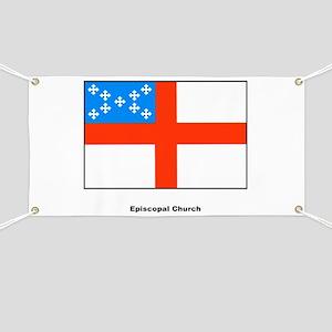 Episcopal Church Flag Banner