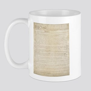 The Us Constitution Mug