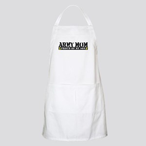 Army Mom BBQ Apron