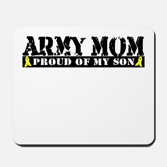 Army Mom Mousepad