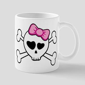 Cutie Skull Mug