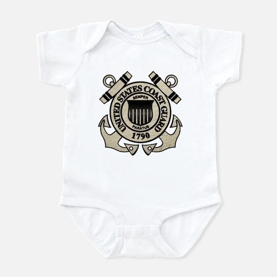 USCG Infant Bodysuit