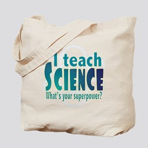 I teach Science Tote Bag