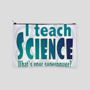 I teach Science Makeup Bag