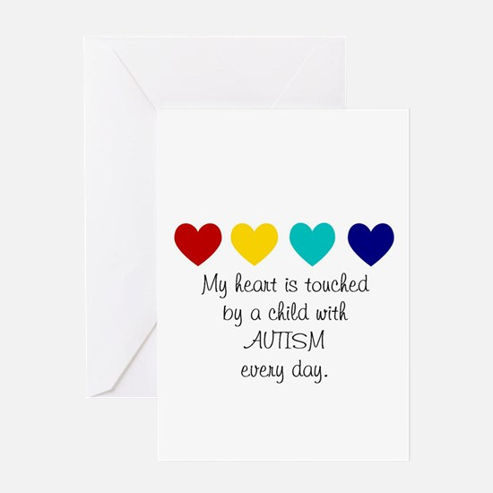 My Heart... Greeting Card