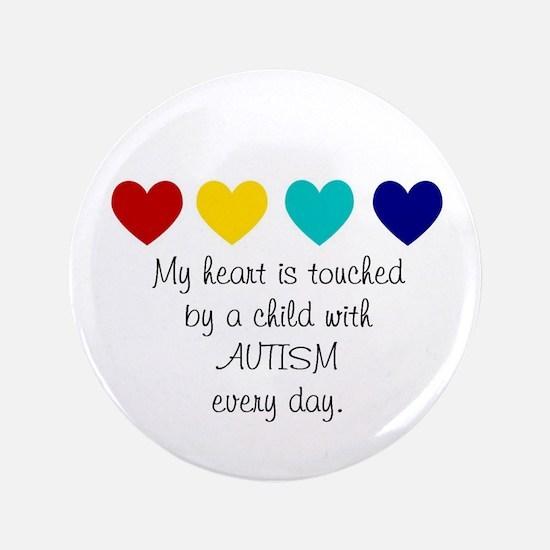 """My Heart... 3.5"""" Button"""