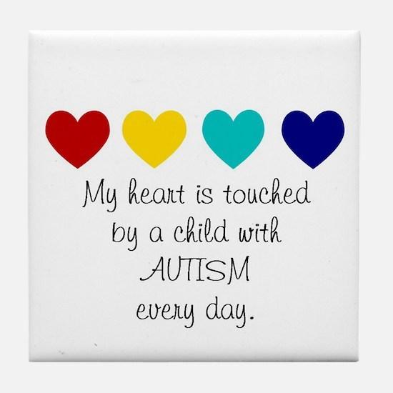 My Heart... Tile Coaster