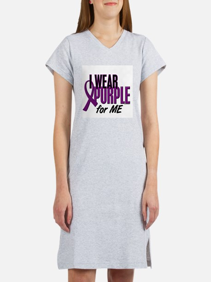 I Wear Purple For ME 10 T-Shirt