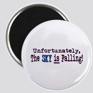 The Sky IS Falling Magnet