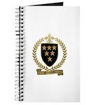 BONNEVILLE Family Crest Journal